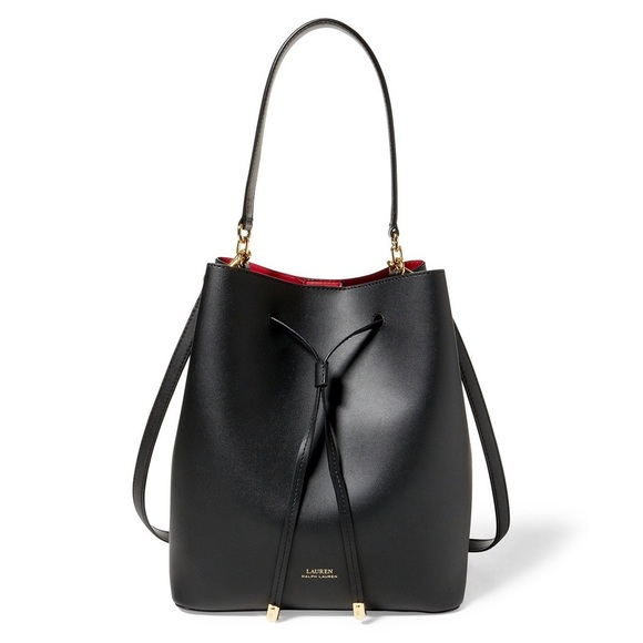 f13cc7da3b Lauren Ralph Lauren Handbags - Ralph Lauren drawstring bucket bag